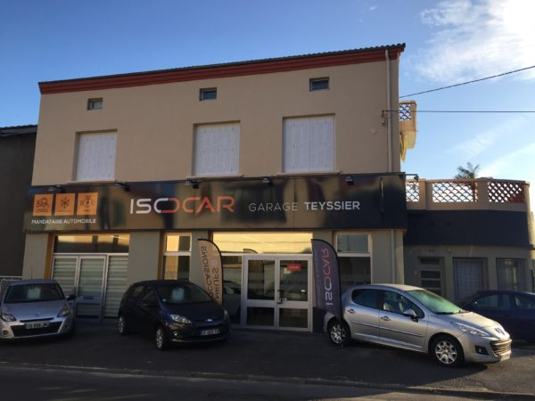 Garage Teyssier – ISOCAR (Langeac-43)
